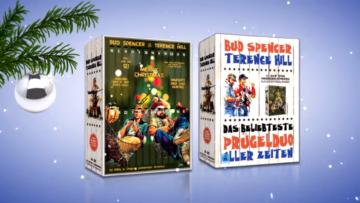 bud spencer terence hill adventskalender DVD