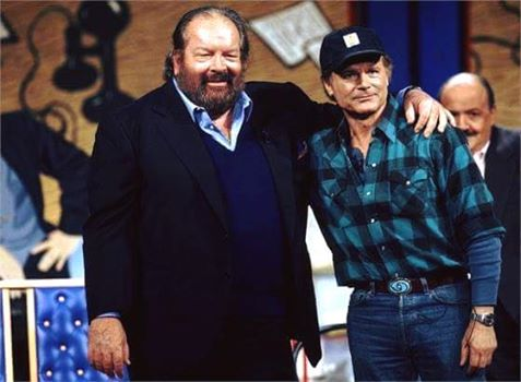 Terence Hill trauert um Bud Spencer