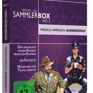 Bud Spencer & Terence Hill - Sammlerbox Vol. 5 [Limited Edition] [3 DVDs]