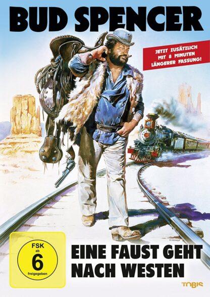 Bud Spencer - Eine Faust geht nach Westen - DVD