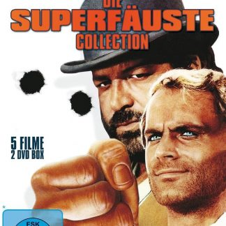 Bud Spencer & Terence Hill - Die Superfäuste Collection [2 DVDs]