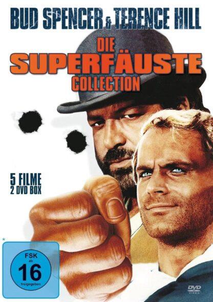 Bud Spencer & Terence Hill - Die Superfäuste Collection [2 DVDs]