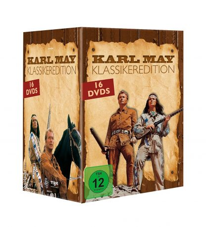 KARL MAY-KLASSIKEREDITION [DVD]