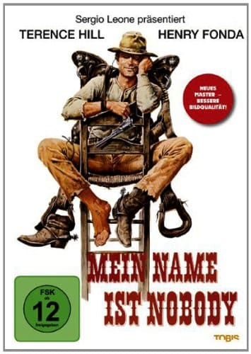 Mein Name ist Nobody - DVD