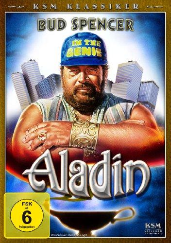 Bud Spencer - Aladin - Langfassung (KSM Klassiker) DVD