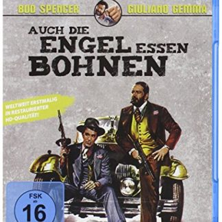 Bud Spencer - Auch die Engel essen Bohnen [Blu-ray]