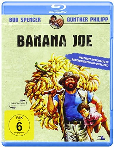 Bud Spencer - Banana Joe [Blu-ray]