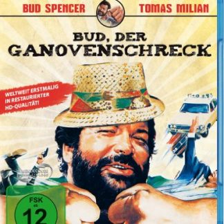 Bud Spencer - Bud, der Ganovenschreck [Blu-ray]