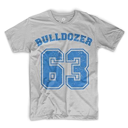 Bud Spencer - Bulldozer 63 - T-Shirt grau
