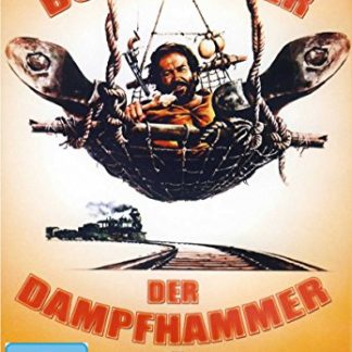 Bud Spencer - Der Dampfhammer (UNCUT EDITION) DVD