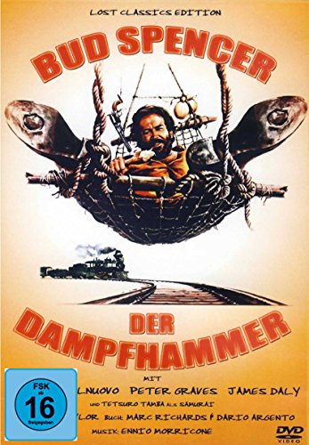 Bud Spencer - Der Dampfhammer (UNCUT EDITION) DVD