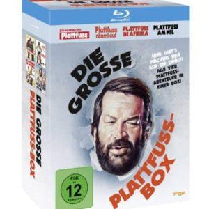 Bud Spencer - Die grosse Plattfuss-Box [Blu-ray]