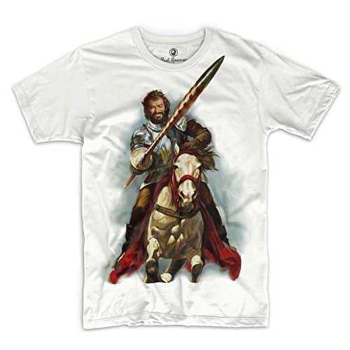 Bud Spencer - Hector, der Ritter ohne Furcht und Tadel - T-Shirt