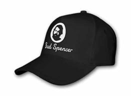 Bud Spencer Official - Baseball Cap - Schwarz