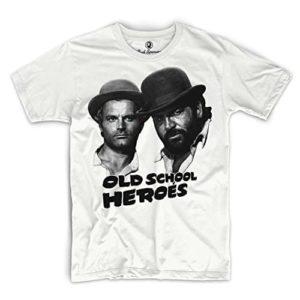 Old School Heroes - T-Shirt - Bud Spencer®