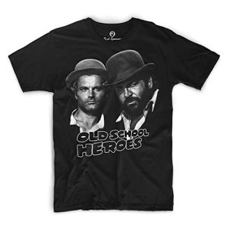 Bud Spencer - Old School Heroes - T-Shirt