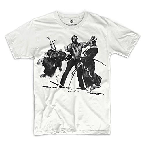 Bud Spencer - Plattfuß räumt auf - T-Shirt