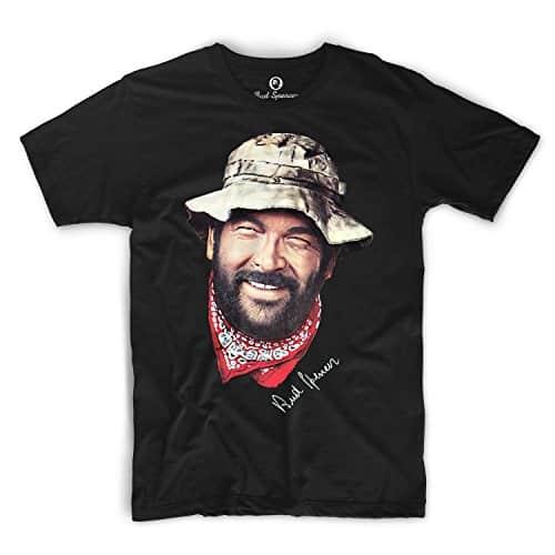 Bud Spencer - Salud - Himmelhunde - T-Shirt