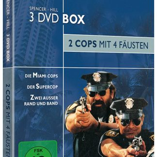 Bud Spencer & Terence Hill - 2 Cops mit 4 Fäusten (DVD)
