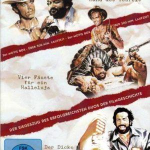 Bud Spencer - Terence Hill - 3er-MOVIE-BOX DVD