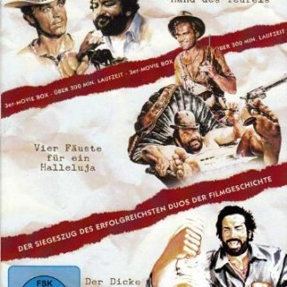 Bud Spencer - Terence Hill - 3er-MOVIE-BOX DVD