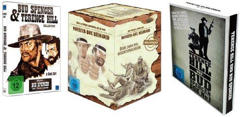 Bud Spencer & Terence Hill - Box Set Bundle [27 DVDs]