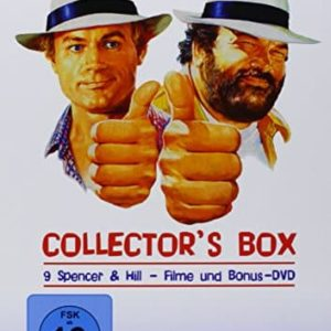 Bud Spencer / Terence Hill Collector's Box (10 DVDs)