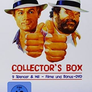 Bud Spencer / Terence Hill Collectors Box (10 DVDs)