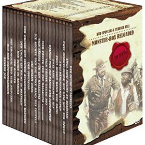 Bud Spencer & Terence Hill - Monster-Box Reloaded [20 DVDs]