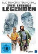 Bud Spencer & Terence Hill - Zwei lebende Legenden DVD