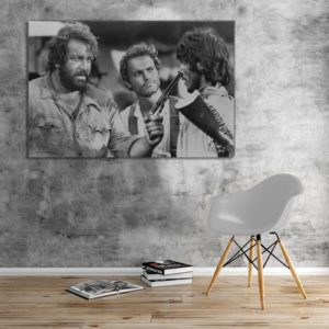 Bud Spencer - Banana Joe - Fotoautomat - Leinwand