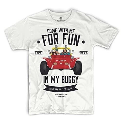 Bud Spencer - Zwei wie Pech und Schwefel - T-Shirt