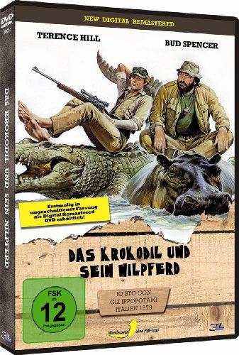 Das Krokodil und sein Nilpferd (New Digital Remastered) DVD