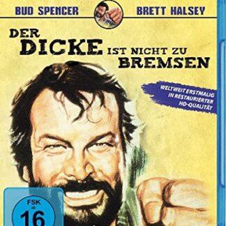 Bud Spencer - Der Dicke ist nicht zu bremsen [Blu-ray]