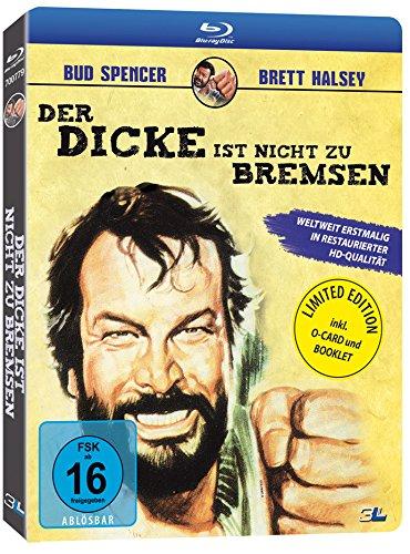 Der Dicke ist nicht zu bremsen - Ltd. Version (Exklusiv bei Amazon.de) [Blu-ray]