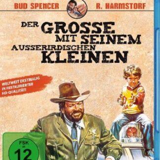 Bud Spencer - Der Große mit seinem außerirdischen Kleinen [Blu-ray]