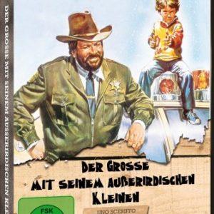 Bud Spencer - Der Große mit seinem außerirdischen Kleinen - DVD