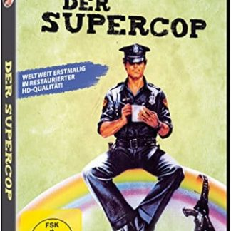 Terence Hill - Der Supercop DVD