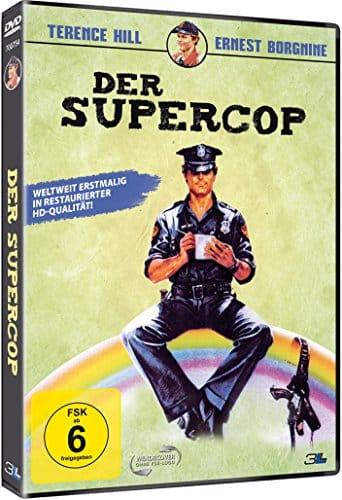 Terence Hill - Der Supercop DVD