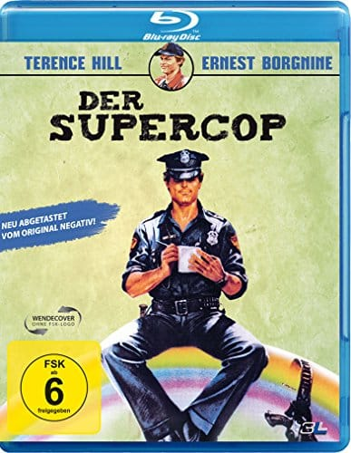 Terence Hill - Der Supercop [Blu-ray]