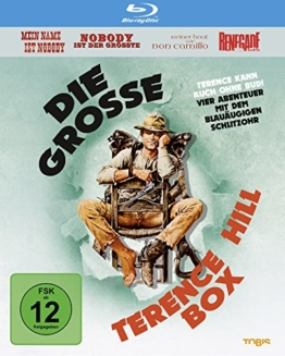 Die große Terence Hill-Box [Blu-ray]