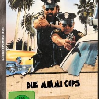 Bud Spencer Terence Hill - Die Miami Cops DVD