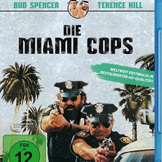 Bud Spencer & Terence Hill - Die Miami Cops [Blu-ray]