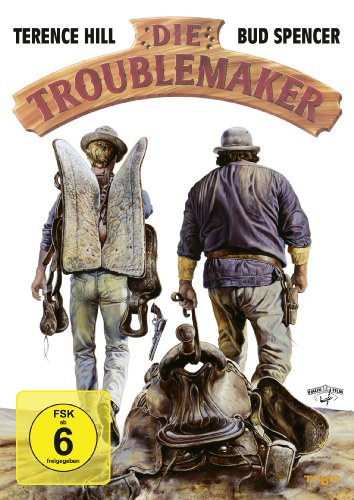 Bud Spencer & Terence Hill - Die Troublemaker DVD