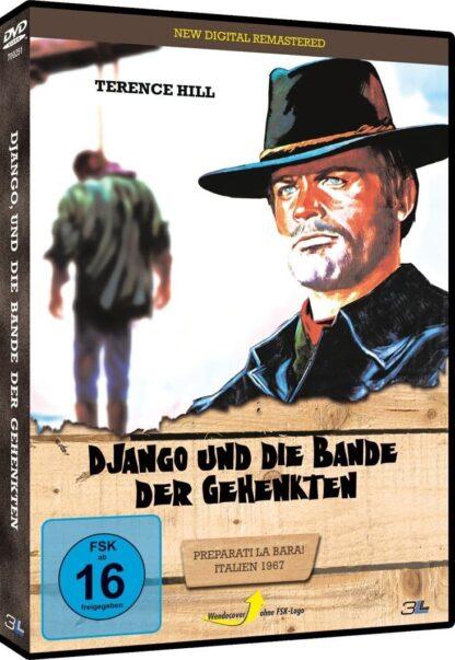 Joe, der Galgenvogel / Django und die Bande der Gehenkten [DVD]