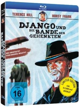 Django und die Bande der Gehenkten [Limited Edition]  [Blu-ray]