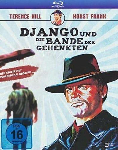 Terence Hill - Django und die Bande der Gehenkten [Blu-ray]