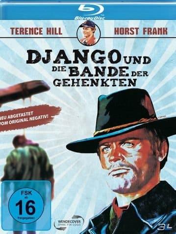 Joe, der Galgenvogel / Django und die Bande der Gehenkten [Blu-ray]