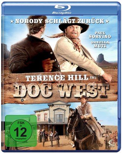 Doc West - Nobody schlägt zurück - Blu-ray