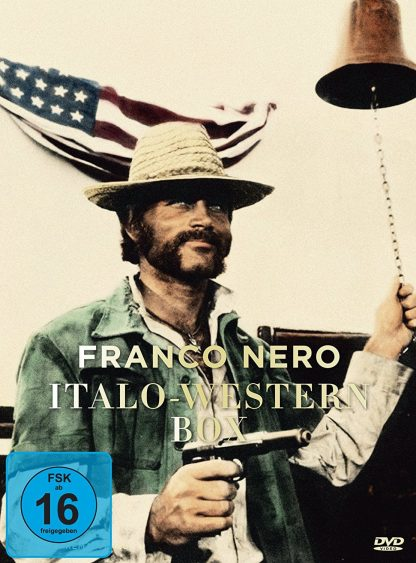 Franco Nero Western Collection [DVD]